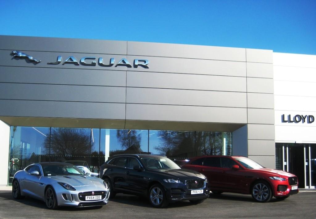 Lloyd Jaguar