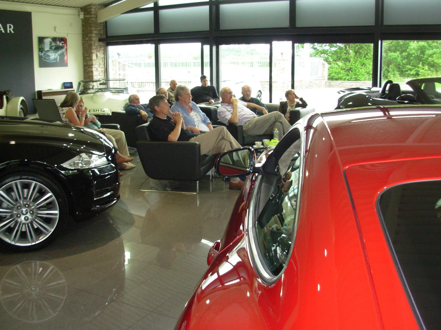 PV Dobsons Solway Jaguar
