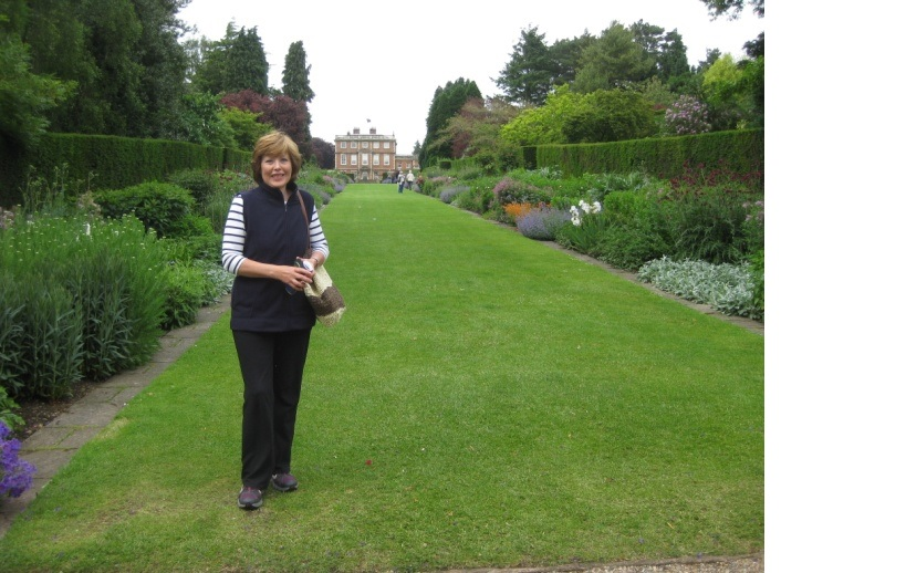 Moira at Newby Hall